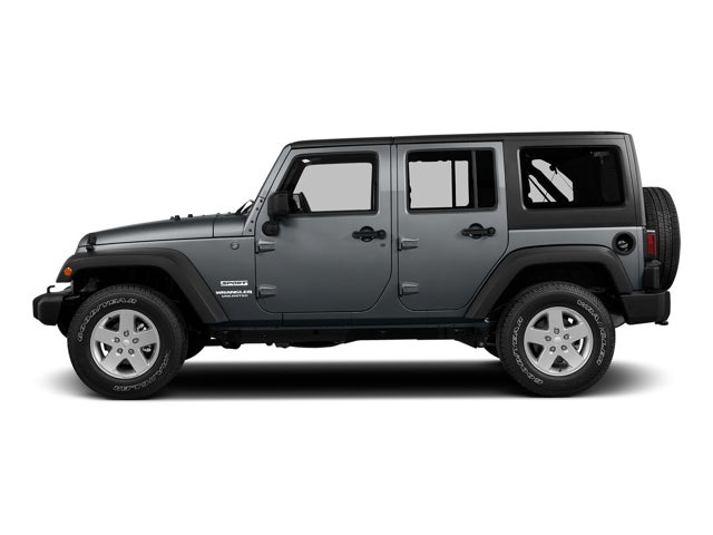 2015 Jeep Wrangler Unlimited 4WD In Paramus, NJ   All American Ford Of  Paramus