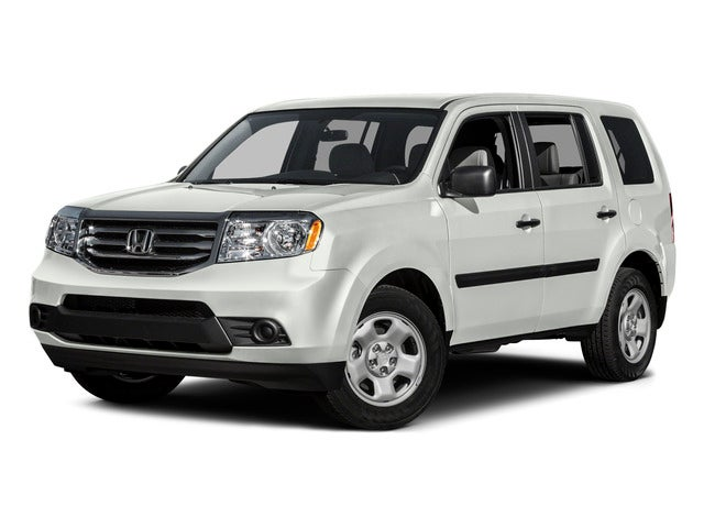2015 Honda Pilot LX in Paramus NJ New York City Honda Pilot