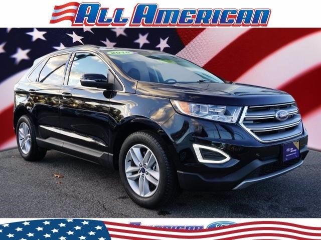 Ford Edge Sel In Paramus Nj All American Ford Of Paramus