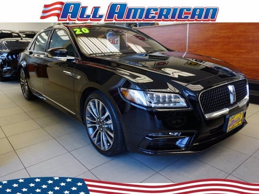 2020 lincoln continental reserve in paramus nj new york city lincoln continental all american ford of paramus 2020 lincoln continental reserve