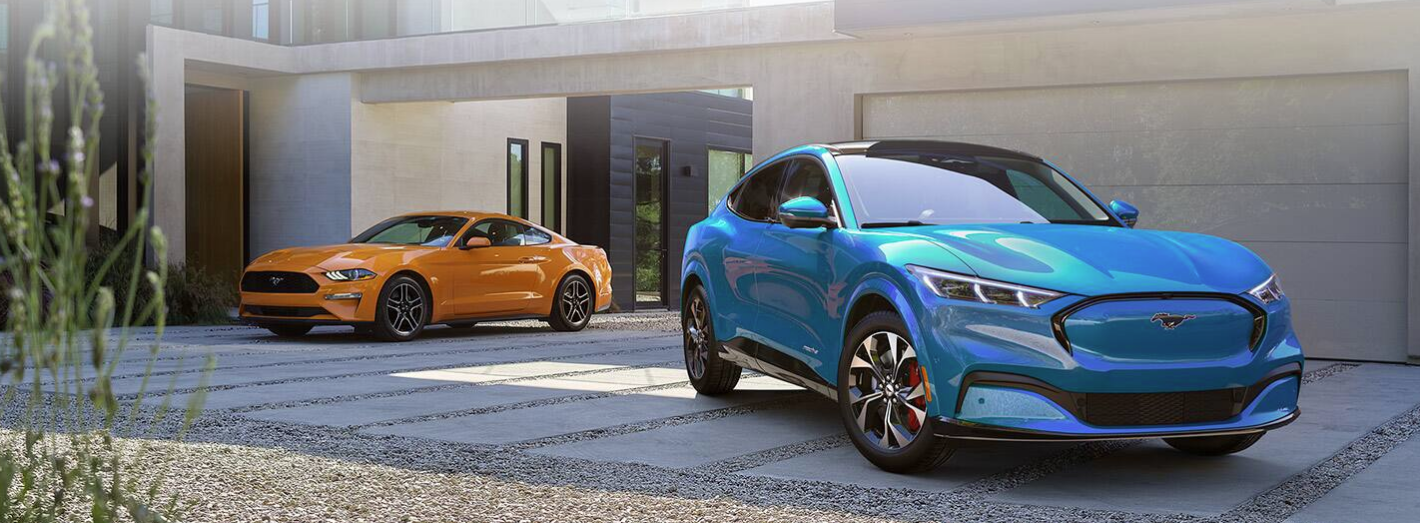 Order Your All Electric 2021 Mustang Mach E Suv